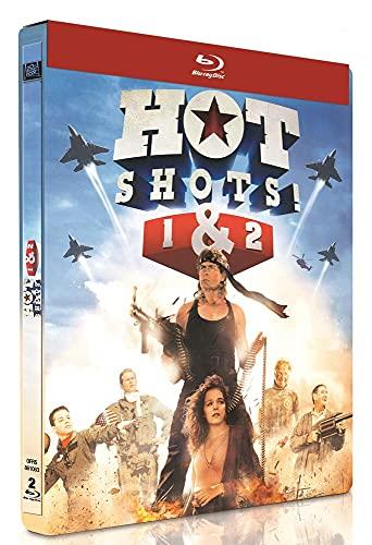 Hot Shots ! + Hot Shots ! 2 [Francia] [Blu-ray]