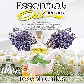 Essential Oil Recipes cover art