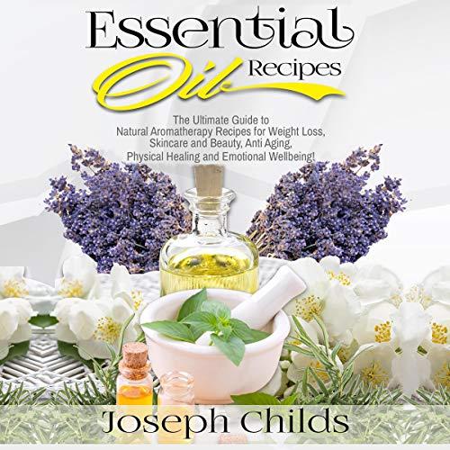 『Essential Oil Recipes』のカバーアート