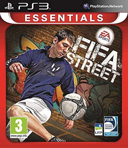 Essentials Fifa Street