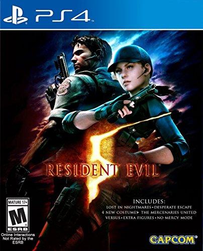 Resident Evil 5 - Standard Edition - PlayStation 4