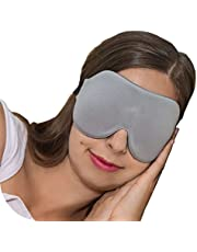 ComfyMed® Sleep Mask CM-EM17 - Best Night and Travel 3D Eye Mask for Men and Women