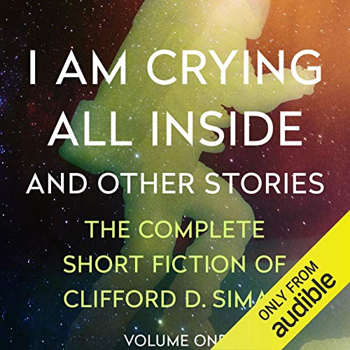 I Am Crying All Inside audiobook cover art