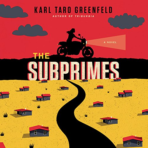 The Subprimes audiobook cover art