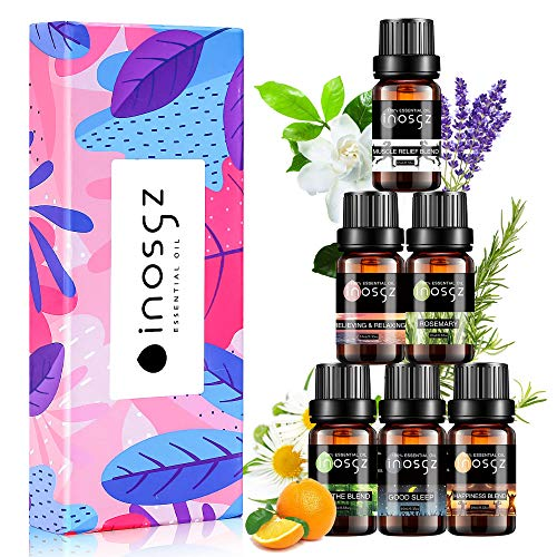 (50% OFF) Essential Oils 100% Pure Therapeutic Grade Kit $9.49 – Coupon Code