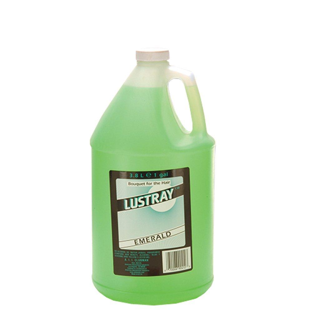 Clubman Lustray Emerald メーカー再生品 for The Fluid 128 至高 Hair Ounce