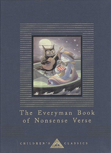 The Everyman Book of Nonsense Verse (Everyman's Library Children's Classics Series)