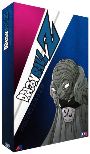 Dragon Ball Z-Coffret 4 DVD-12-Épisodes 224 à 239