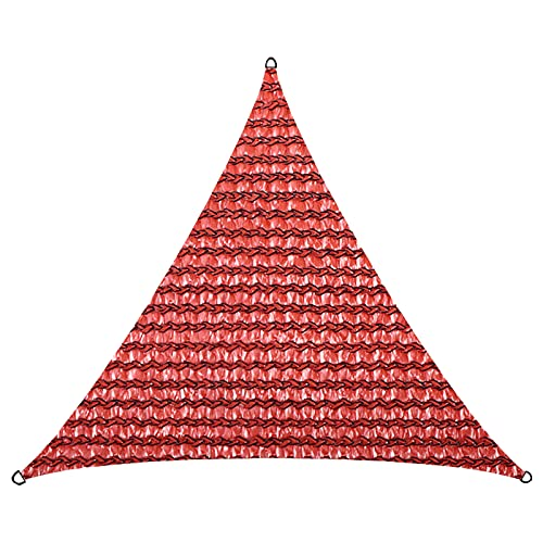 NANSHEN Sombrilla de la Sombrilla Netificación UV Bloqueo a Prueba de Viento A Prueba de Viento Sombrilla Impermeable Sombrilla Alta Densidad Durable Plegable Actividad Al A red-5X5X5M