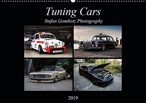 Tuning CarsAT-Version (Wandkalender 2019 DIN A2 quer): Ein Tuning Cars Kalender mit den schönsten Autos der Scene! (Monatskalender, 14 Seiten ) (CALVENDO Mobilitaet)