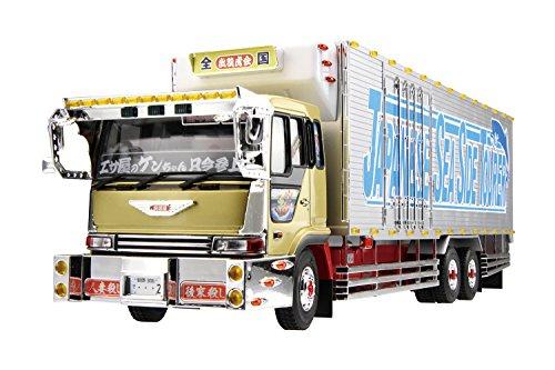 Ken-chan of bait shop No.24 1/32 Value Truck (Large Refrigerator Car)