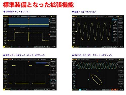 RIGOL『デジタル・オシロスコープ(DS1054Z)』