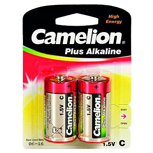 Batterie Camelion Alkal.Baby LR14 2er