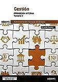 Temario 3 Gestión de la Administración General del Estado. Promoción Interna