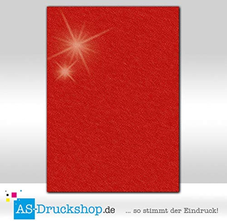 Papier - Rubin - - - mit glänzenden Partikeln   50 Blatt DIN A4   120 g-Papier B07JGBYFN1 | Elegant und feierlich  | Hohe Qualität und Wirtschaftlichkeit  | Überlegene Qualität  700193