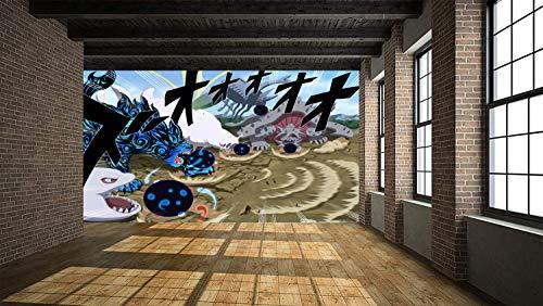 Blovsmile Uzumaki Naruto 3D Vlies Tapete Bild Dekoration Wallposter Photoposter Wanddekoration-300 * 200