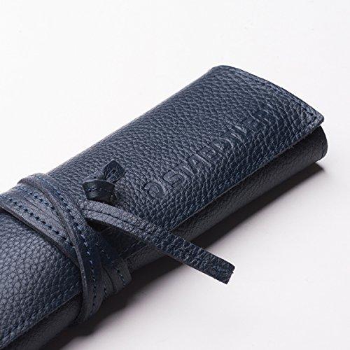 ステッドラーペンケース革製レザーペンケース黒900LC-BK