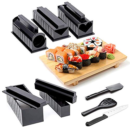 Kit para Hacer Sushi-Sushi Maker Deluxe
