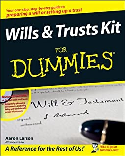 will and trust kit