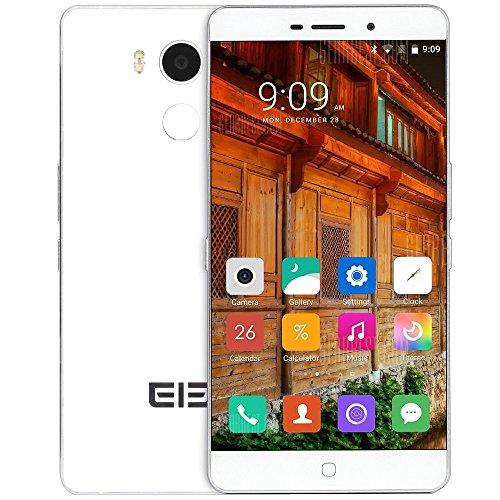 [Elephone Official Store] ELE Elephone P9000 Smartphone 5.5 inch FHD 1.6mm Narrow Bezel 4G LTE Helio P10 Octa Core MTK6755...