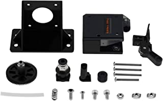 Usongshine 3D Printer Titan extruder nema 17 Extruder Complete Kit with NEMA Stepper Motor for 3D Printer Support Both Direct Drive and Bowden Mounting Bracket (Only Titan Extruder)