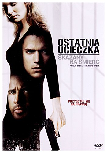 Prison Break: The Final Break [DVD] (IMPORT) (Nessuna versione italiana)