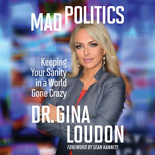 Mad Politics audiobook cover art