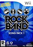 Rock Band Song Pack 1 (Wii) [Edizione: Regno Unito]
