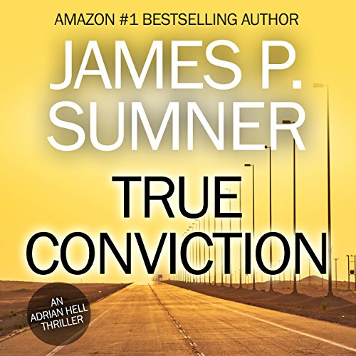 True Conviction audiobook cover art