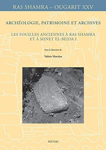 Peeters FRE-ARCHEOLOGIE Bild