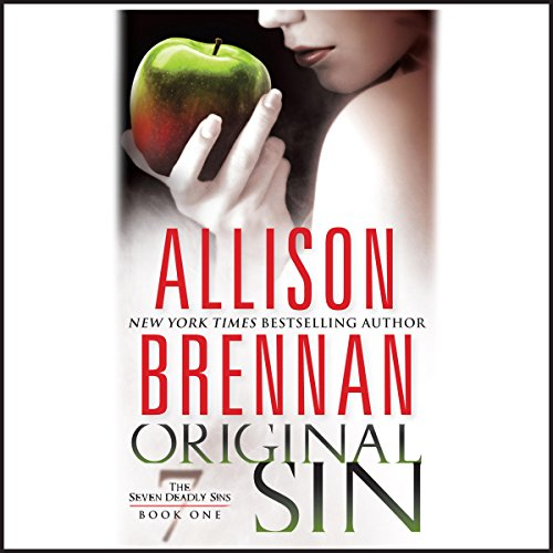 Original Sin audiobook cover art