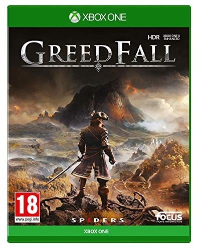 GreedFall - Xbox One (Xbox One)