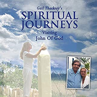 Gail Thackray's Spiritual Journeys audiobook cover art