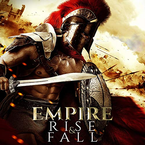 Empire Rise and Fall  By  cover art
