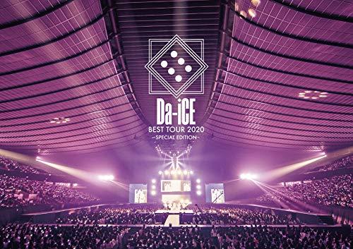 Da-iCE BEST TOUR 2020 -SPECIAL EDITION- [3DVD]