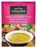 NATURE COMPAGNIE - SOPA DE CORAL DE LENTEJAS 50CL