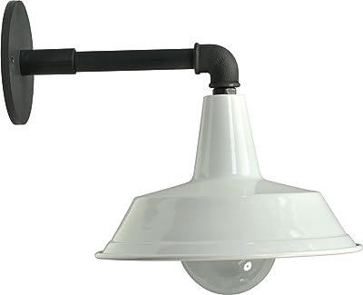 Super-héros Hôtel Lampe (l'Industrie, noir, large écran) Lampe de cuisine Luminaire d'intérieur Industrie Lampe Couloir lampe applique murale chambre lampe