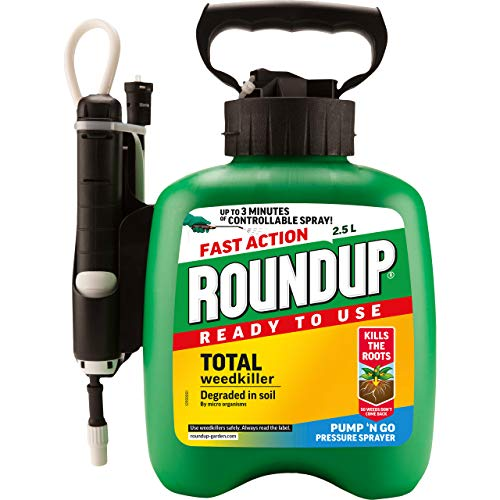 Scotts Miracle-Gro–Roundup Rapida Azione erbicida Spray pronto all' uso, 1l