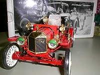 1/18 Ford フォード Tモデル Model T Speedster スピードスター 1931 (レッド)