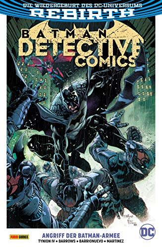 Batman - Detective Comics, Band 1 (2. Serie) - Angriff der Batman-Armee: Bd. 1 (2. Serie) (Batman - Detetive Comics)