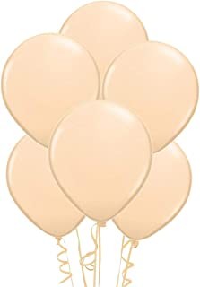 Blush 10 Inch Thickened Latex Balloons, Pack of 24, Premium Helium Quality for Wedding Bridal Baby Shower Birthday Party Decorations Supplies Ballon Baloon Thinken