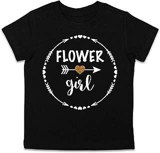 Best flower girl shirts Reviews