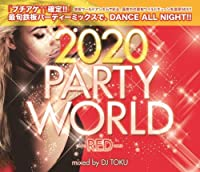 2020 PARTY WORLD -RED-