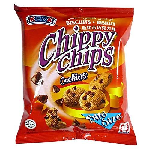 Hup Seng Kerk Chippy Chips Cookie Bite Size 100g (628MART) (9 Pack)