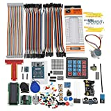 for Arduino Raspberry Pi 3 Pi 2 Model B/B+ LCD1602 Breadboard Dupont Cable RFID Starter Learning Kit Components