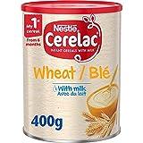 Cerelac Paquete Miel & Trigo & Leche de 1 x 400 Gr 400 g