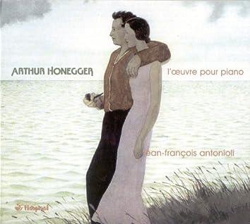 Honegger, A.: Piano Music