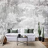 Hhkkckカスタム壁紙3Dレトロなノスタルジックなぼろぼろの壁セメント壁の壁画クリエイティブアートレストランカフェ背景壁Papel De Parede-350X240Cm