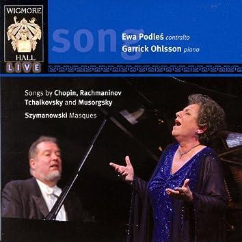 Wigmore Hall Live - Ewa Podles & Garrick Ohlsson