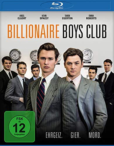 Billionaire Boys Club [Blu-ray]